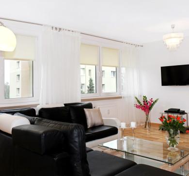 Apartament w Katowiach na Cichej