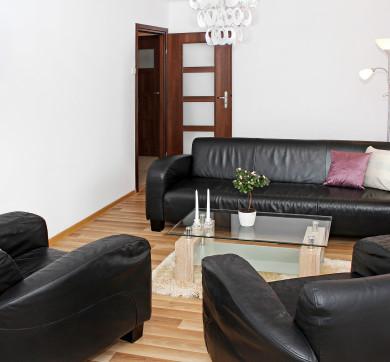 Apartament w Katowicach z Widokiem